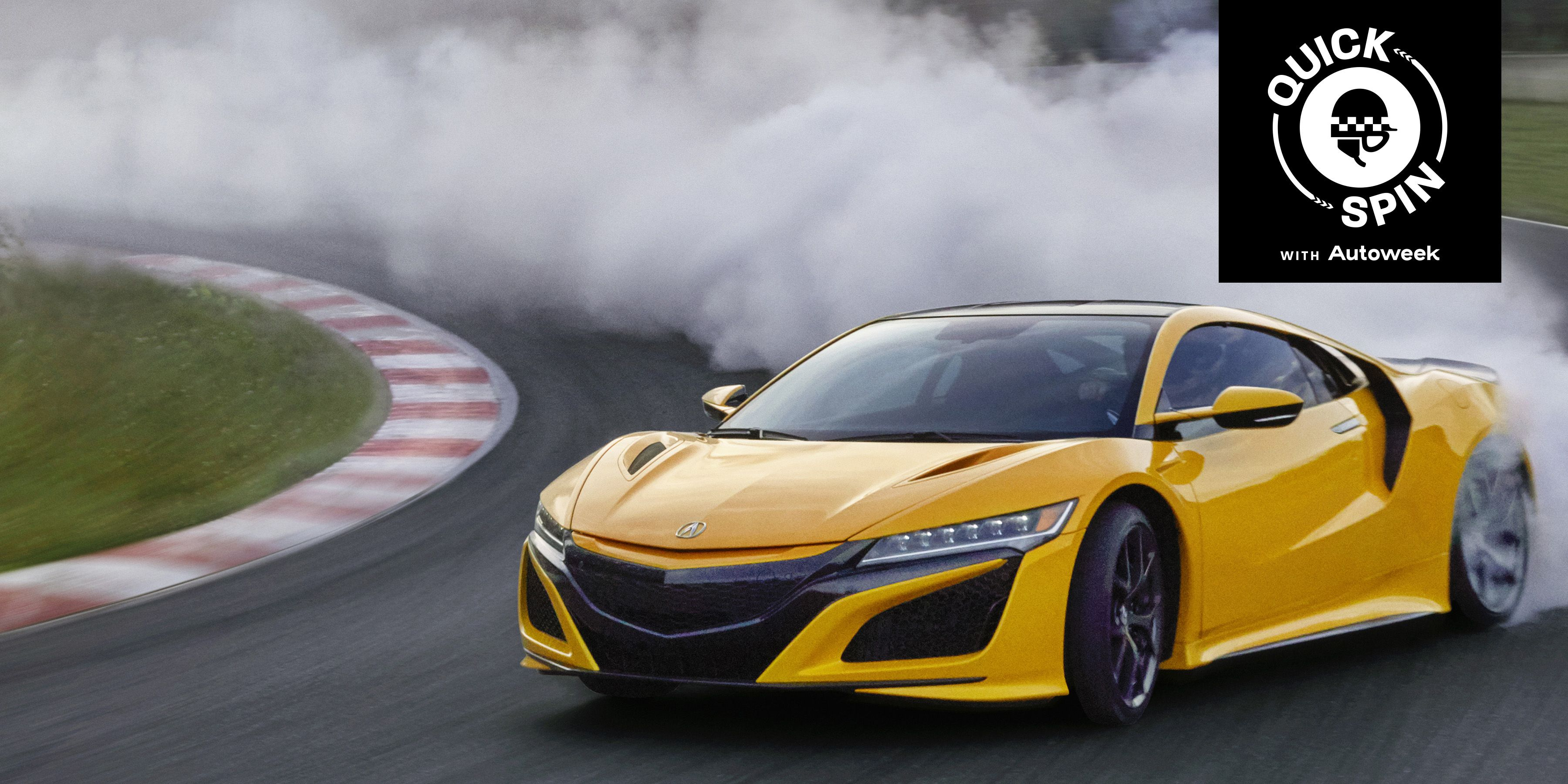 The 2020 Acura Nsx Is Your Silent Supercar