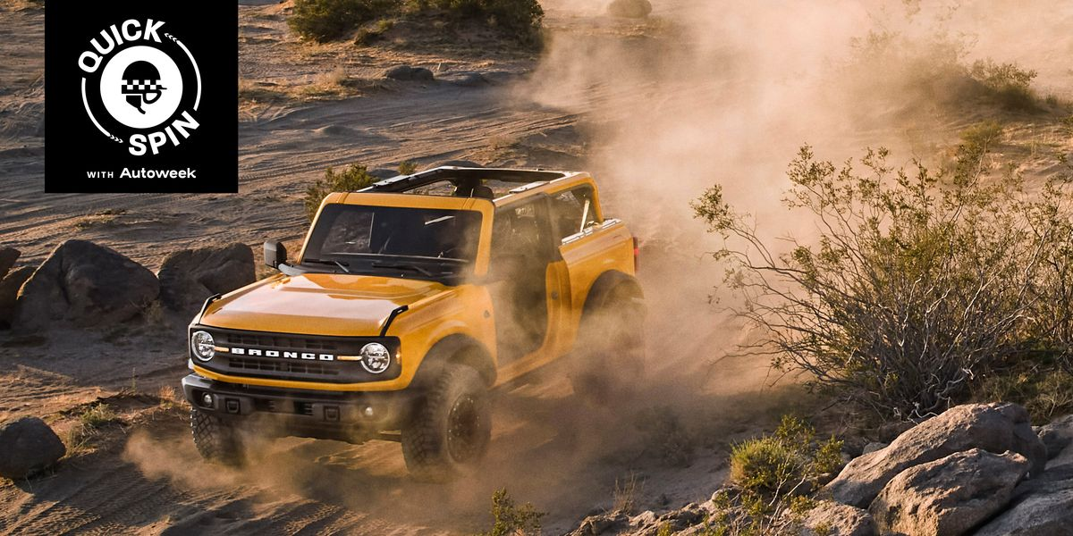 Ride Along in the Ford Bronco with 'Quick Spin' Episode 6