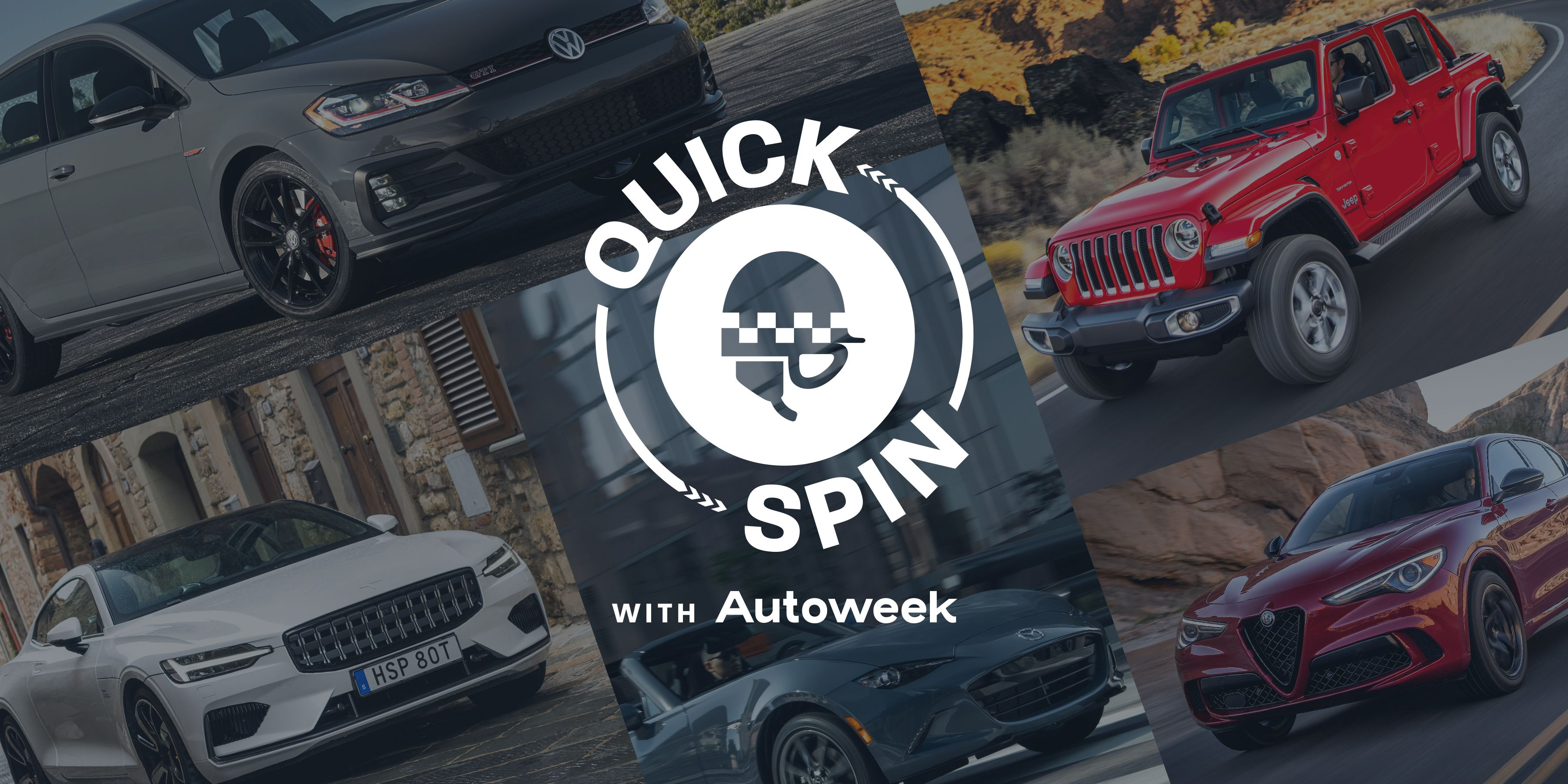 Check Out 'Quick Spin,' the Podcast That Puts You Inside the Car