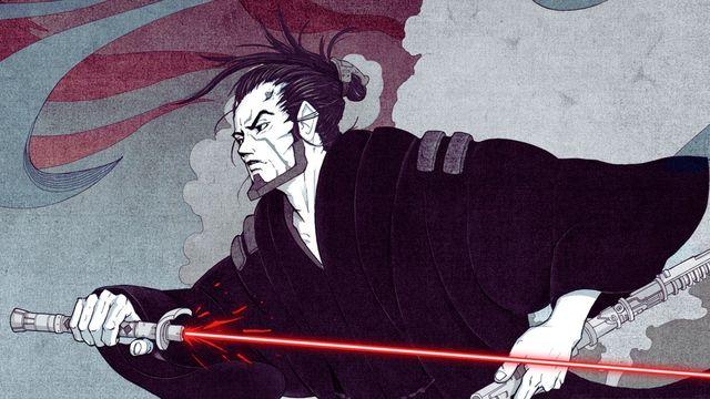 ronin el nuevo personaje de star wars visions