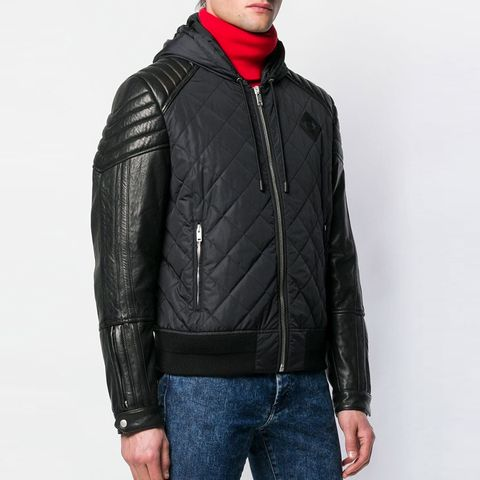 GIVENCHY quilted jacket