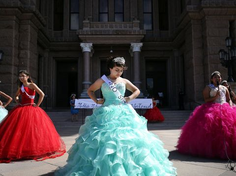 quinceanera, senate bill 4, texas, women