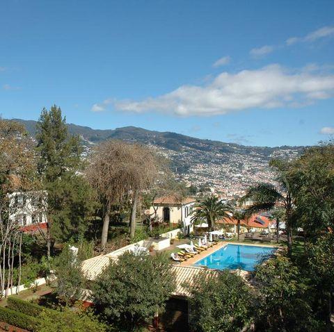 Boutique hotel Madeira