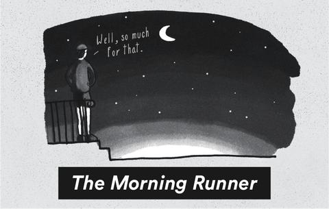 The Morning  Runner
