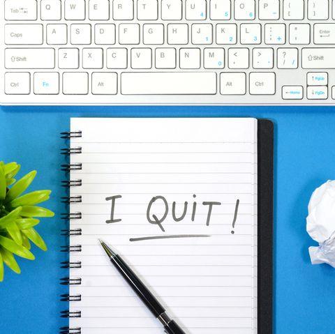 should I quit my job