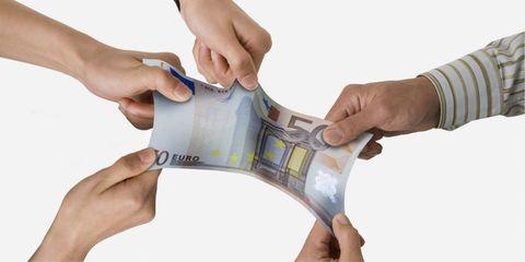 Cash, Hand, Joint, Money, Gesture, Banknote,