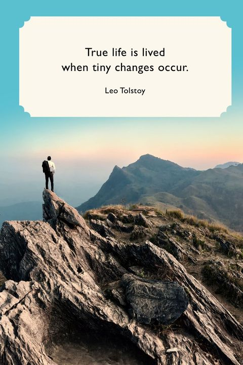 Leo Tolstoy quotes about change