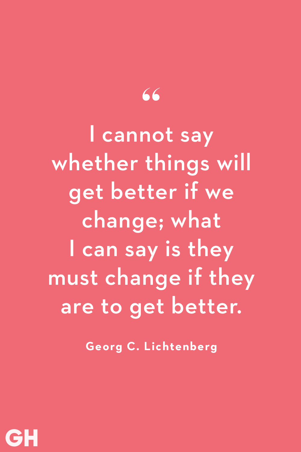 30 Quotes About Change - Wise Words About Transitions
