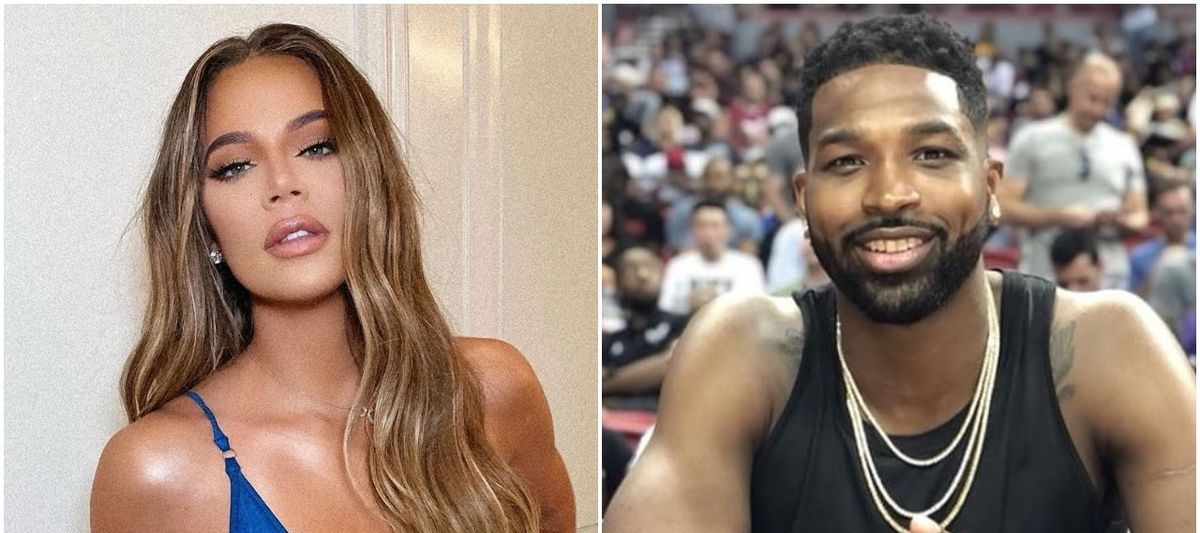 """Welp, Khloé Kardashian and Tristan Thompson Are """"Giving Their Relationship Another Try"""""""
