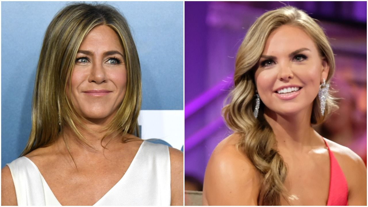 "Hannah Brown Reacts to Jennifer Aniston Saying She Can ""Stay Home"" After 'Bachelor' Drama: ""Shade!"""