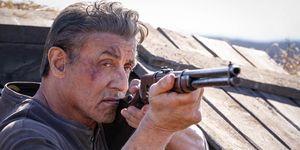 Sylester Stallone en 'Rambo: Last Blood'