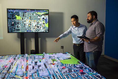 Ford Using Artificial Intelligence to Solve Urban Driving Problems