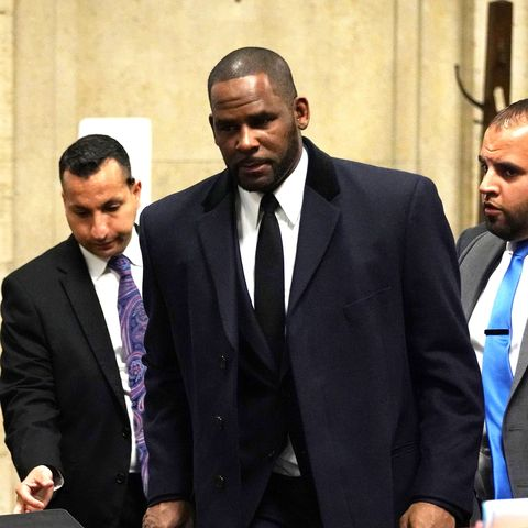R Kelly arrested on 13 federal sex crime charges