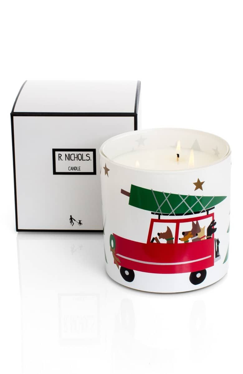 20 Best Christmas Scented Candles 2018 - Holiday Candles You\'ll Love