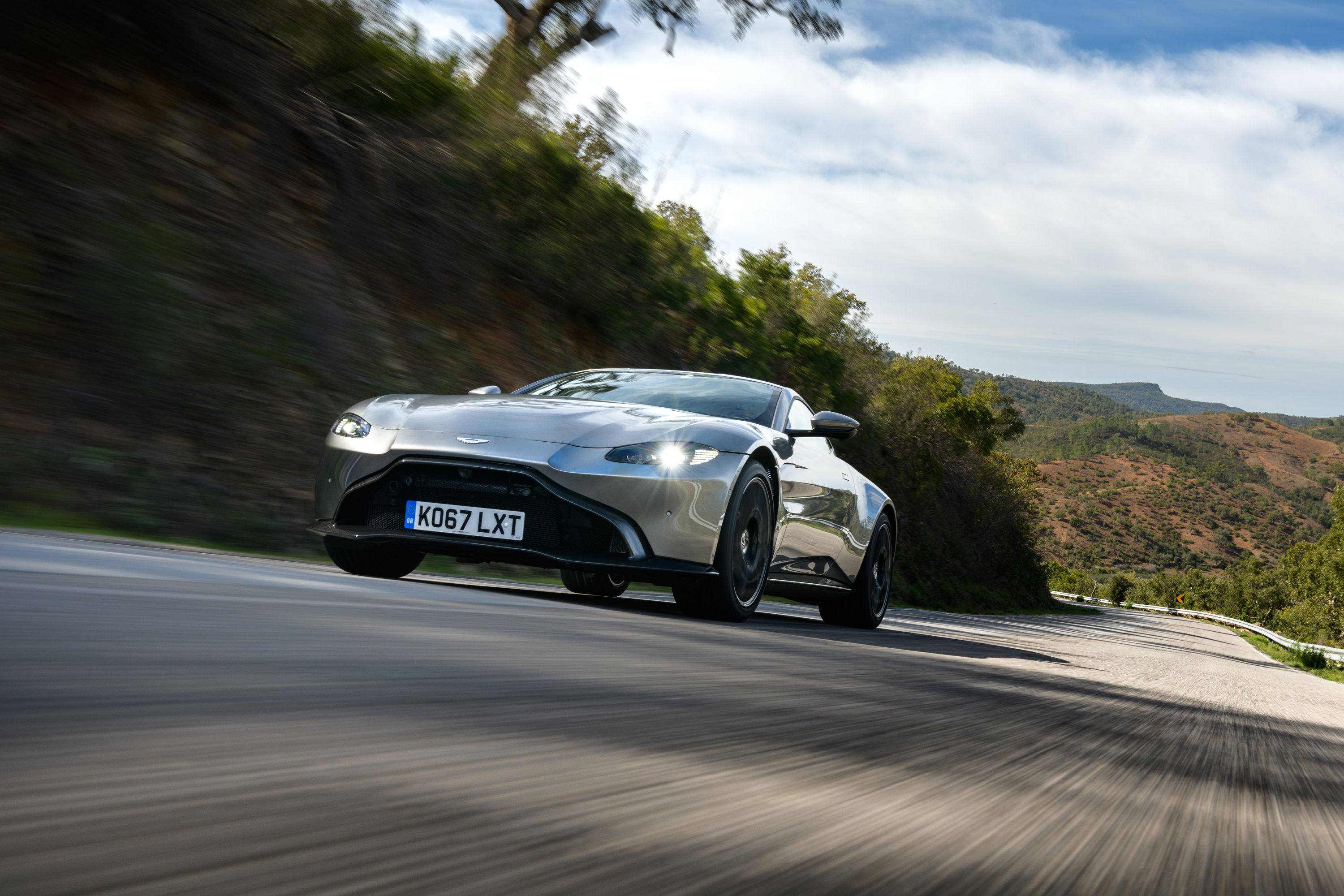 ... Aston Martin Vantage Is One Of Those Cars. Image