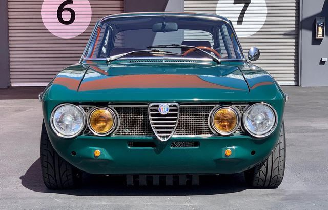 Make This Stunning Alfa Romeo GTV Your Summer Fling