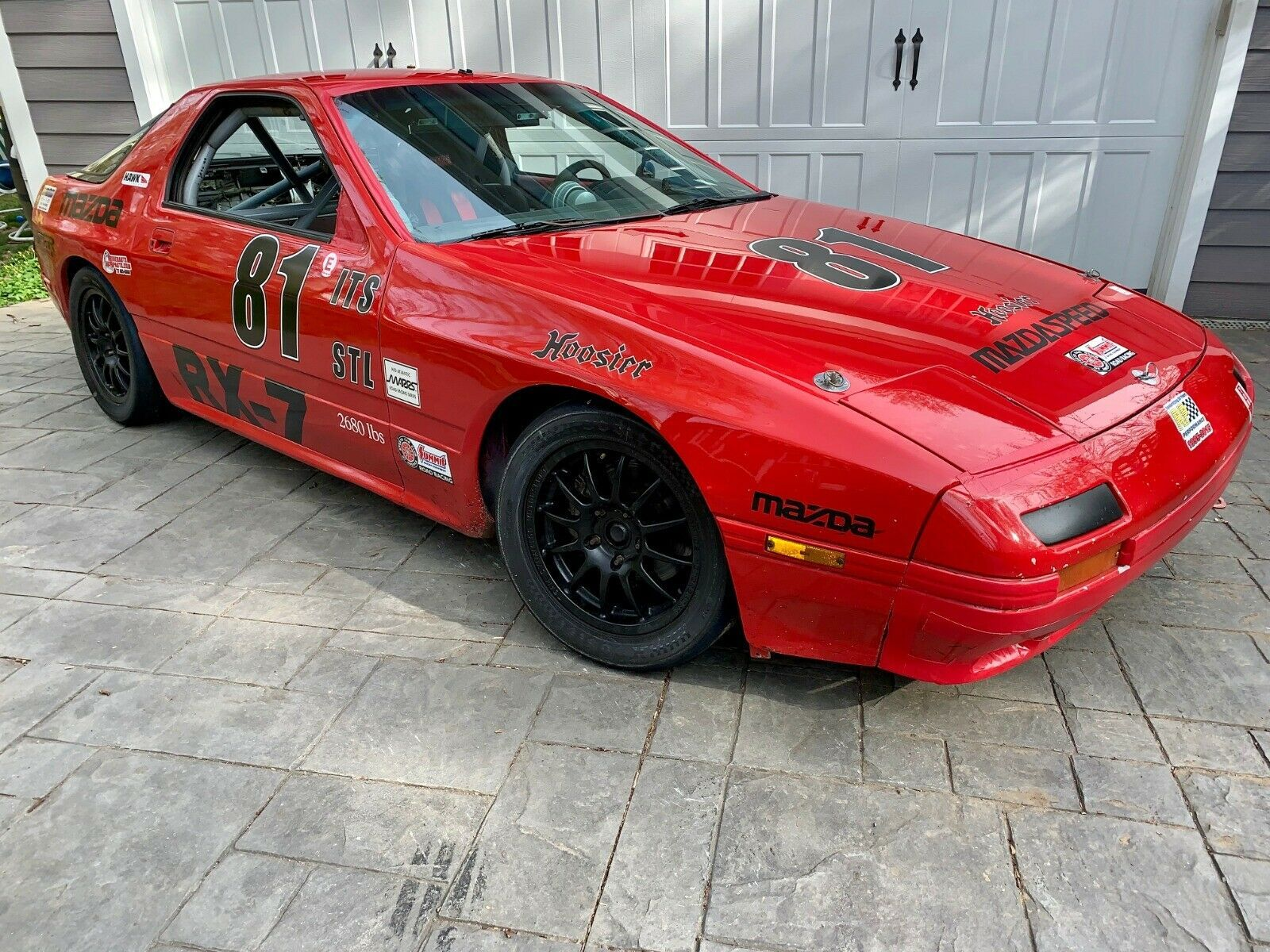 Jumpstart Your Motorsport Career With This Race-Prepared Mazda RX-7