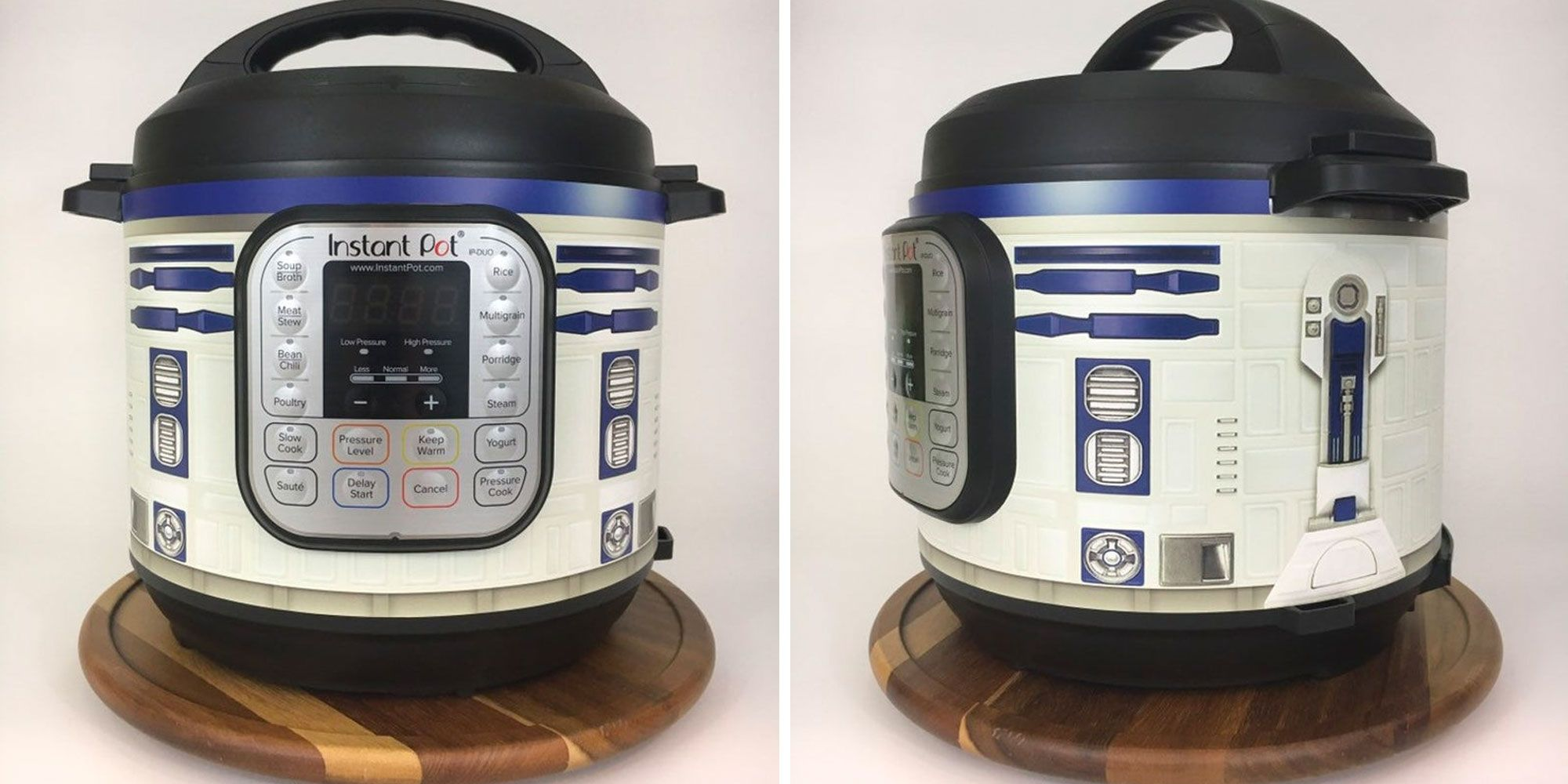 This Etsy Shop Sells The Coolest Wraps For Your Instant Pot