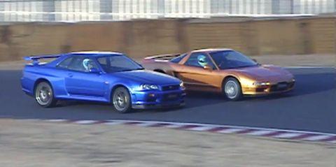 Land vehicle, Vehicle, Car, Sports car, Coupé, Drifting, Motorsport, Auto racing, Performance car, Racing,