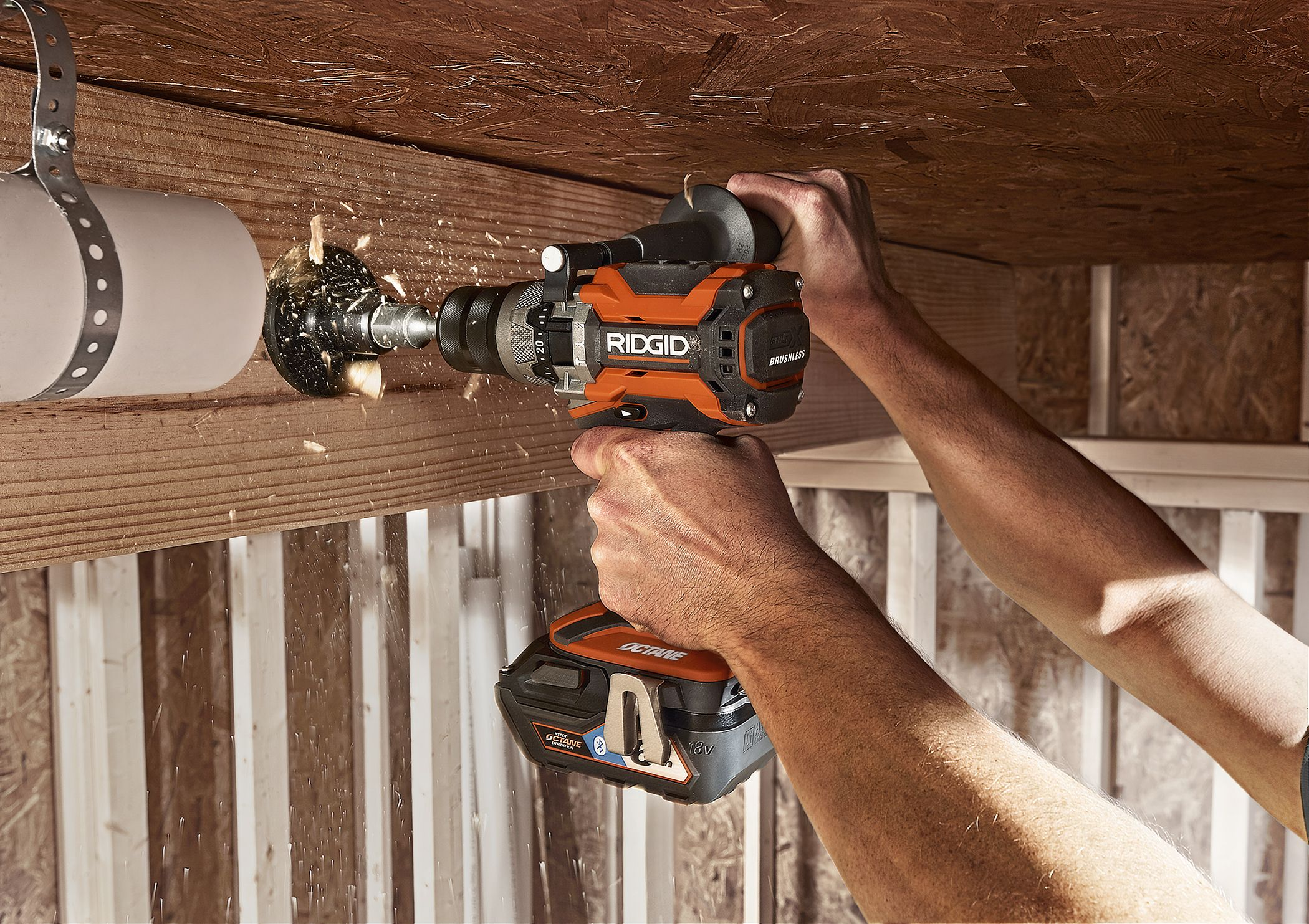 Ridgid's New Hammer Drill-Driver Is an Escalation of the Power Tools Torque War