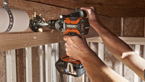Impact driver, Hammer drill, Handheld power drill, Drill, Tool, Wood, Hardwood, Impact wrench, Electrical supply,