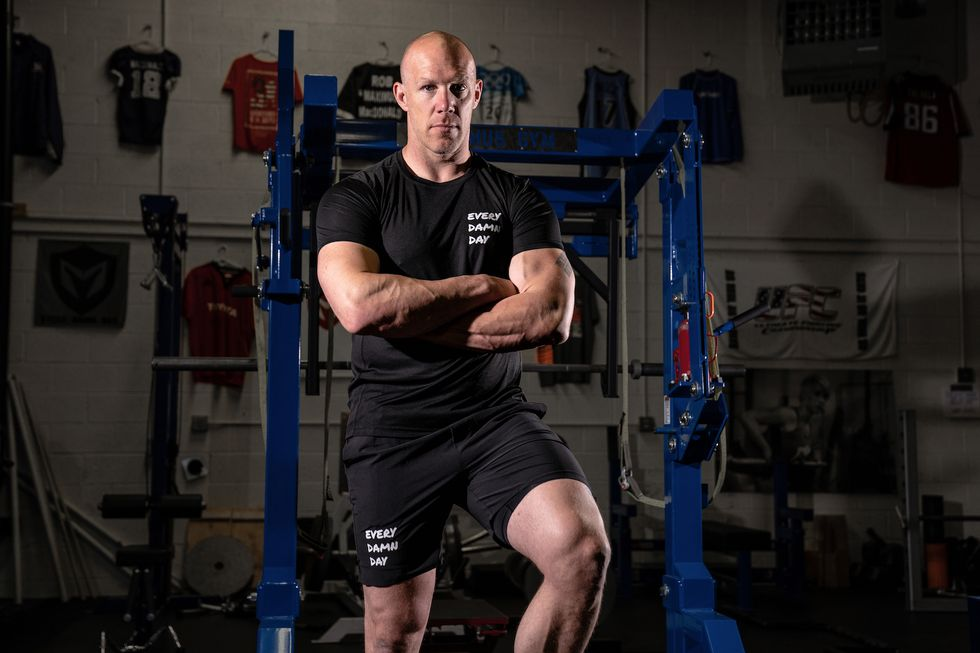 Bobby Maximus' Total-Body Challenge Workout Also Trains Your Brain