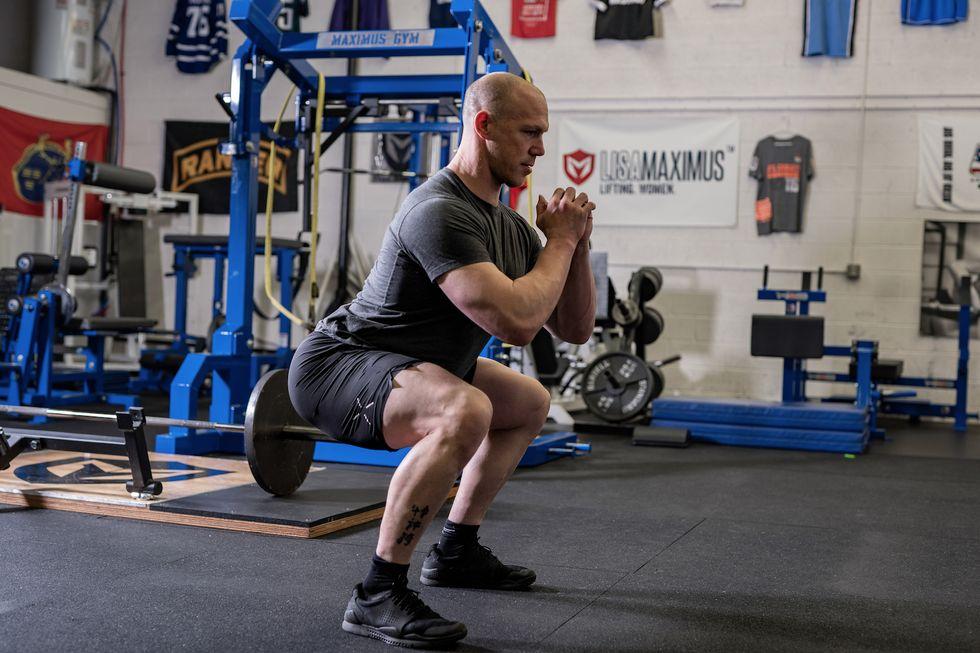 Bobby Maximus' Essential Leg Day Workout