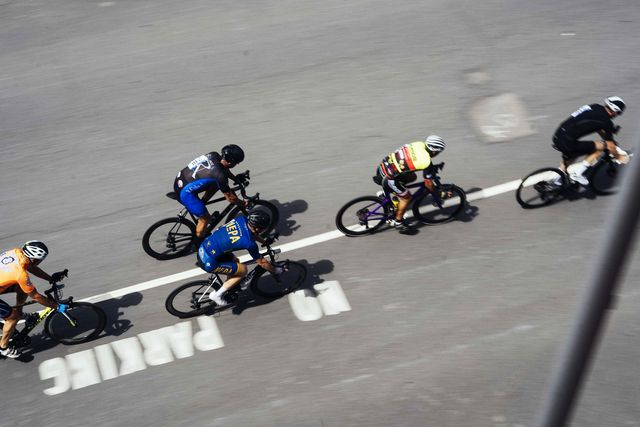 group paceline