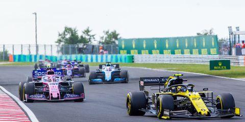 Fórmula 1: noticias, crónicas, pilotos, clasificación, calendario - CarandDriver.es