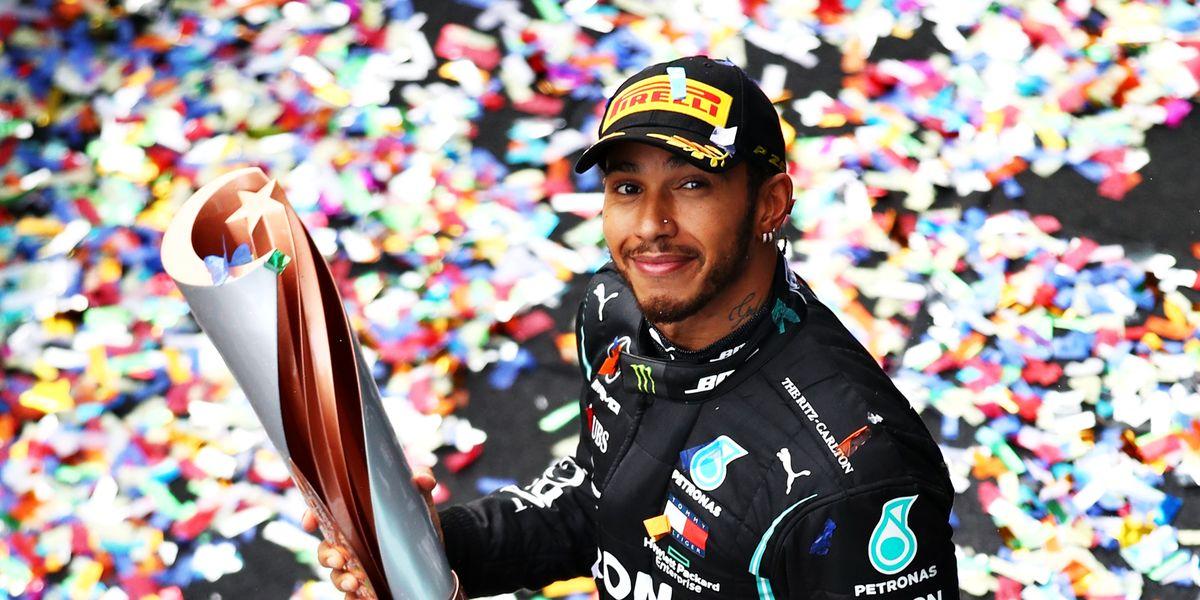 Lewis Hamilton Matches Michael Schumacher with Magnificent 7th F1 Title