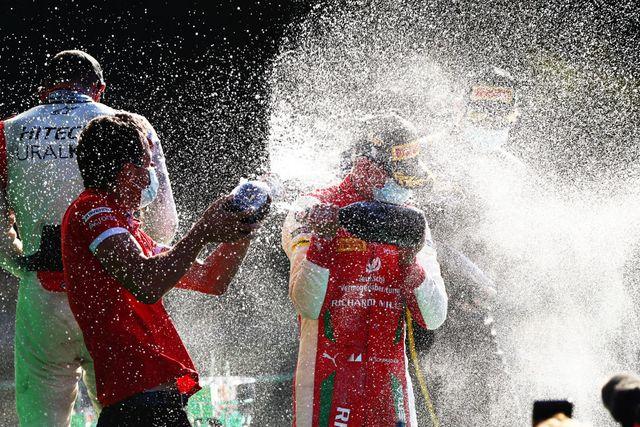 formula 2 championship   round 8monza   feature race