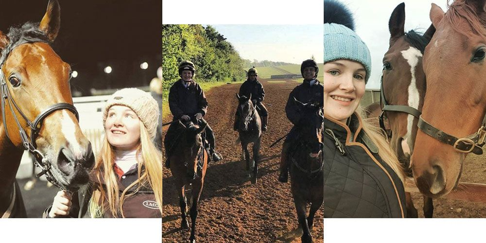 How I got my first job in: Racehorse Training