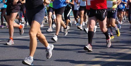 Field of Runners Racing