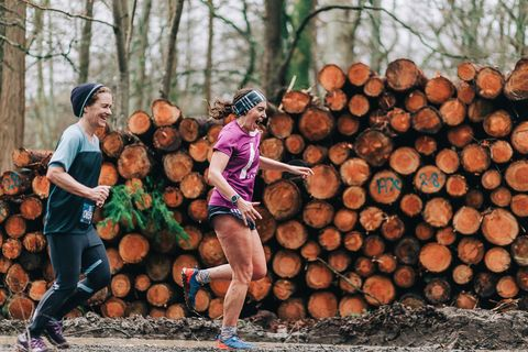Tree, Running, Fun, Recreation, Wood, Plant, Woodland, Muscle, Photography, Physical fitness,