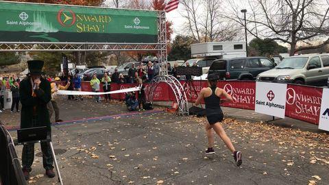Running, Pedestrian, Recreation, Crowd, Marathon, Street, Endurance sports, Vehicle, Triathlon, Half marathon,