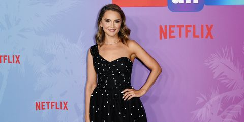 """hollywood, california   august 25 rachael leigh cook attends a special screening of """"he's all that"""" at neuehouse los angeles on august 25, 2021 in hollywood, california photo by vivien killileagetty images for netflix"""