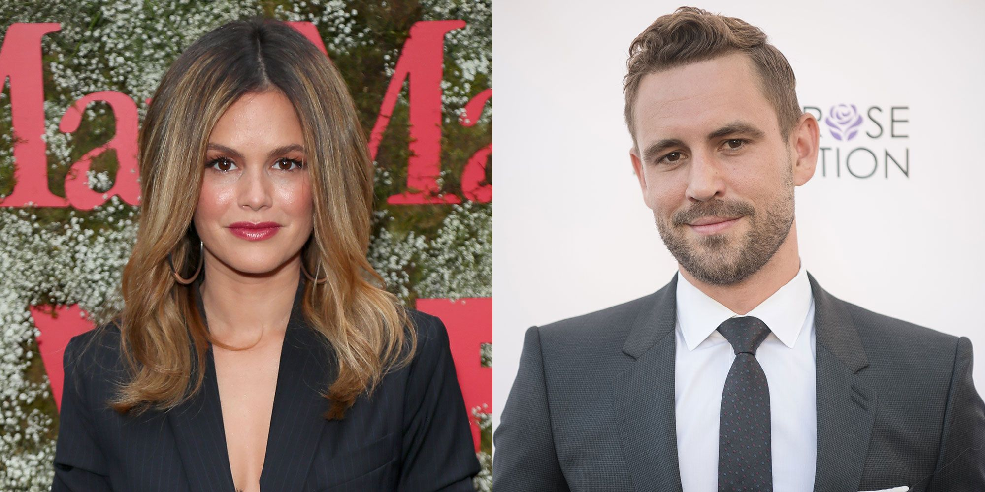 Rachel Bilson Was Asked If She and Nick Viall Are Dating, and She Didn't Shut the Rumor Down