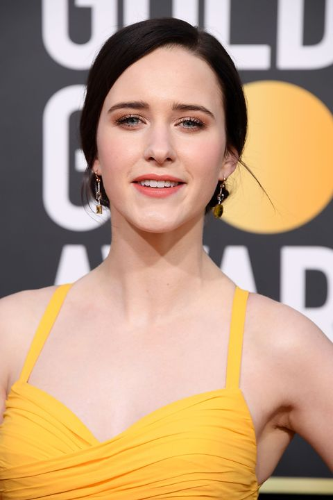 Rachel Brosnahan Makeup - 76th Annual Golden Globe Awards - Arrivals