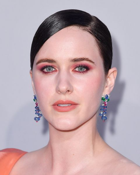 cap dantibes, france   july 16 rachel brosnahan attends the amfar cannes gala 2021 during the 74th annual cannes film festival at villa eilenroc on july 16, 2021 in cap dantibes, france photo by stephane cardinale   corbiscorbis via getty images