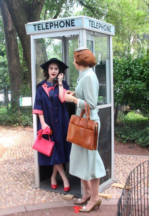 rachel brosnahan the marvelous mrs maisel season 3