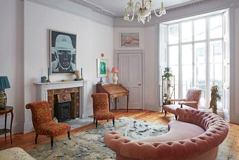 casa en bloomsbury, londres, por rachel chudley