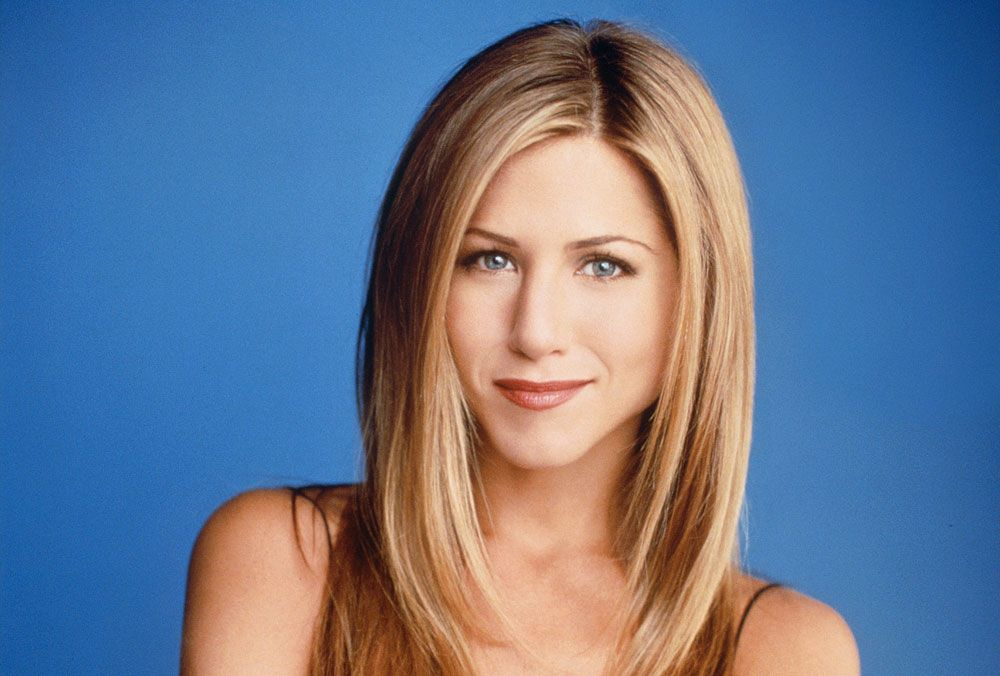 This is the MAC lipstick that Jennifer Aniston always wore
