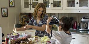 Rachel McAdams - how to get children to love food