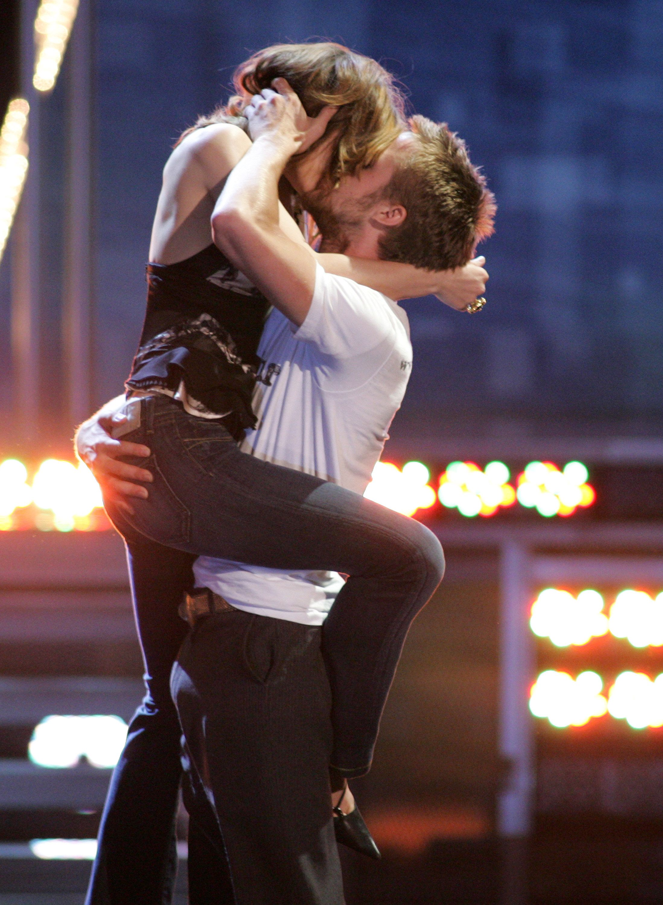 The Most Memorable Kissing Moments from the MTV Movie Awards
