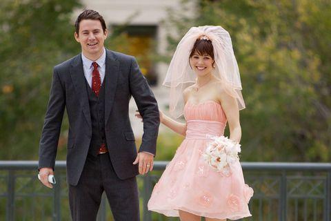 Rachel McAdams the Vow wedding dress