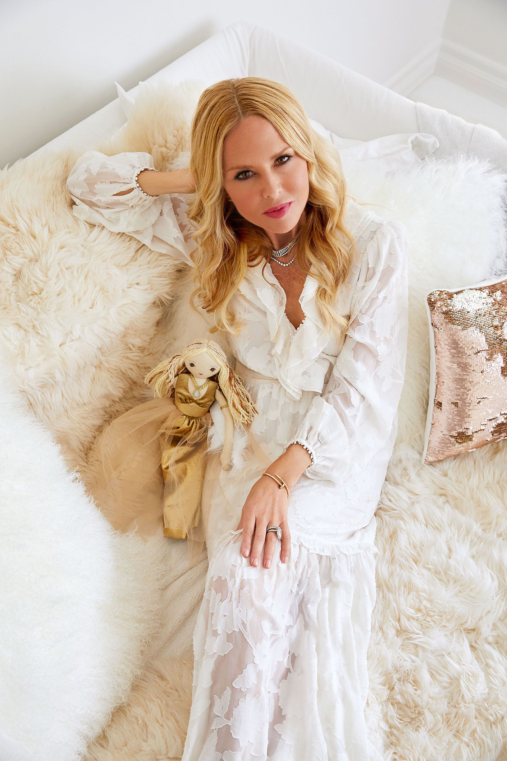 Rachel Zoe Dishes on Her New Pottery Barn Kids Collection