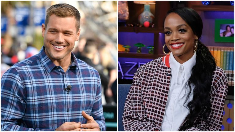 "LOL, Rachel Lindsay ""Doesn't Have Time"" for Colton Underwood's ""Petty"" Disses"
