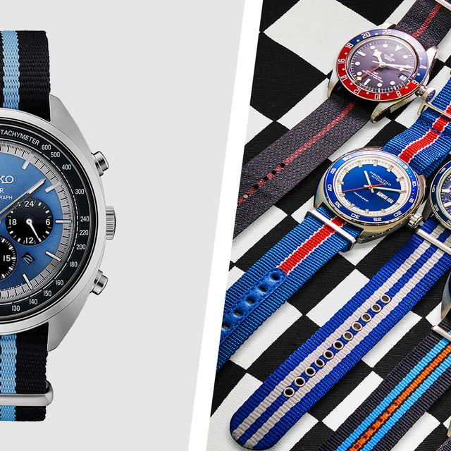 seiko and racing-inspired watches