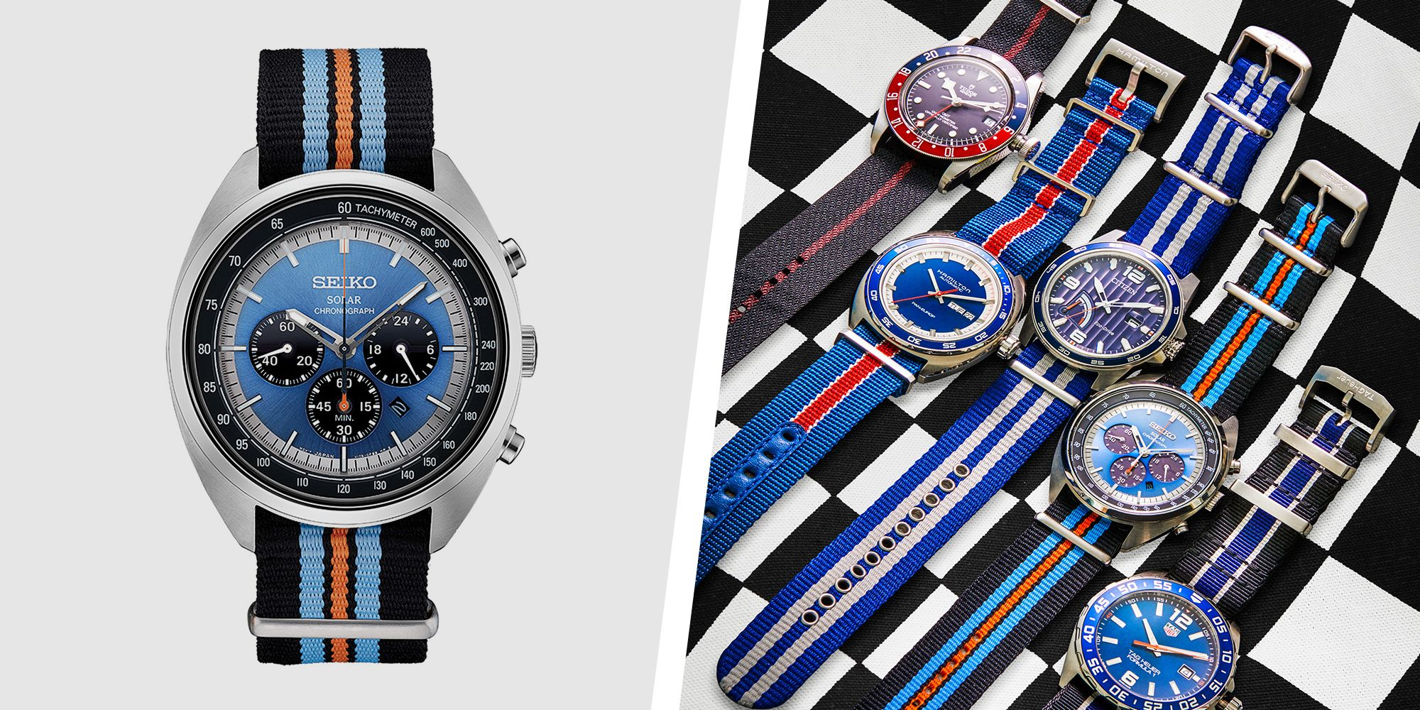 8 Racing-Inspired Watches to Test Drive This Spring