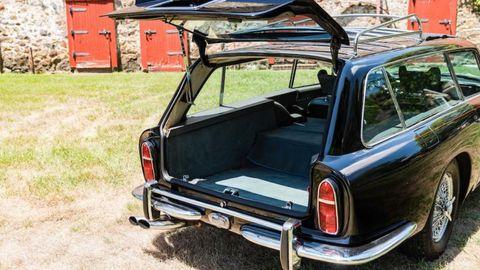 1966 aston martin db6 shooting brake hatch